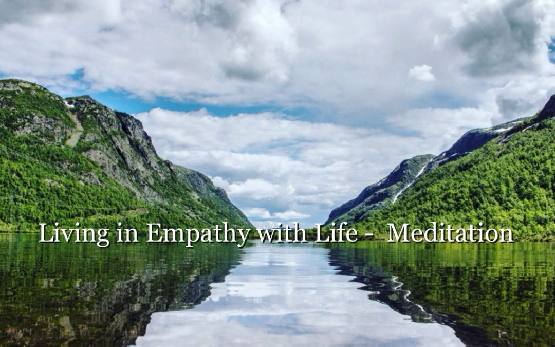 LIVING IN EMPATHY WITH LIFE
